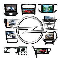 Штатная магнитола Opel / Опель. Любые модели