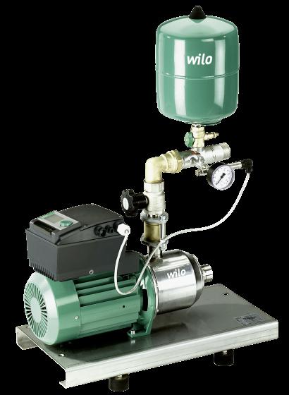 Установки водоснабжения Wilo-Comfort-Vario COR-1 MHIE...-GE, WILO (Германия)