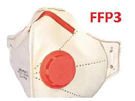 Маска-респиратор Микрон, FFP3.