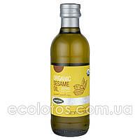 """Кунжутное масло органическое """"Mantova"""" 500 мл, Франция"""