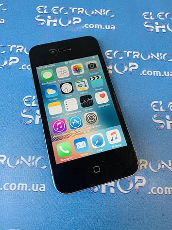Смартфон Apple iPhone 4s 16gb б.у original, фото 2