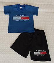 Футболка+шорты Томми, фото 3