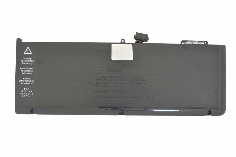 Аккумуляторная батарея для ноутбука Apple A1321 10.8V Black 6600mAh Orig