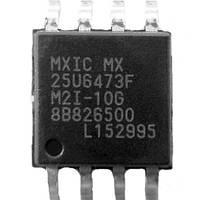 Микросхема Macronix MX25U6473FM2I-10G