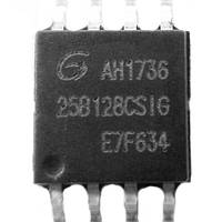 Микросхема GigaDevice GD25B128CSIG, 25B128CSIG