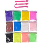 Набір моделін 12 кольорів