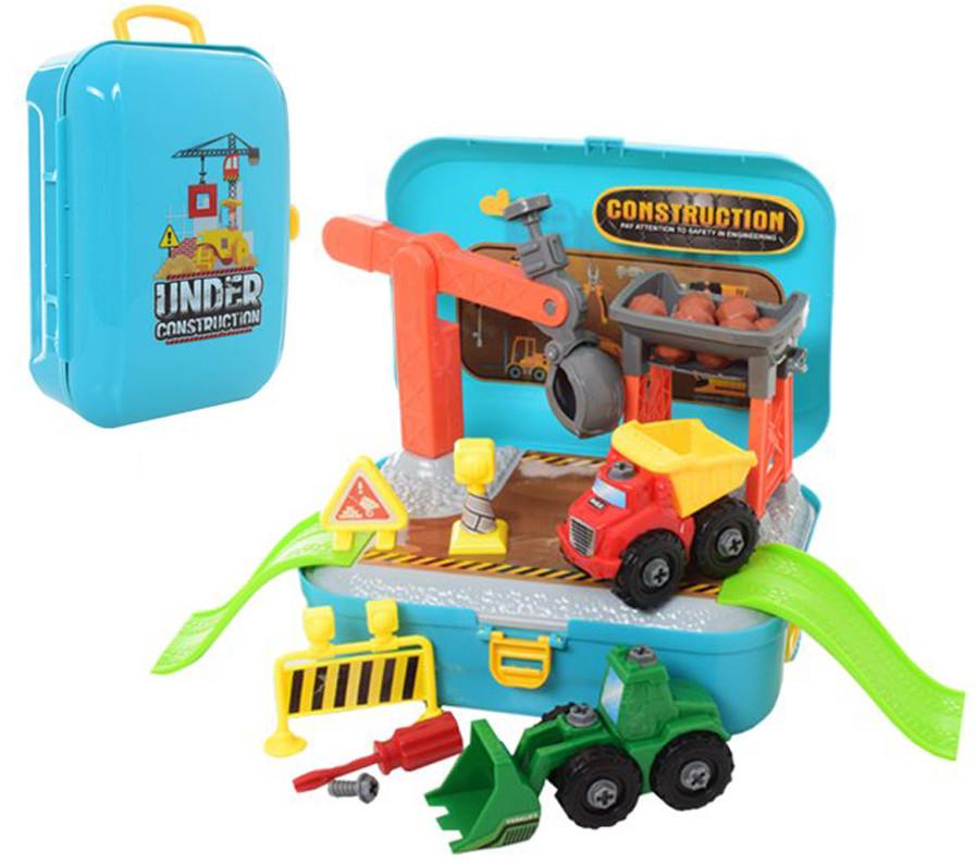 Детский игровой набор Строительство 8018-19WB