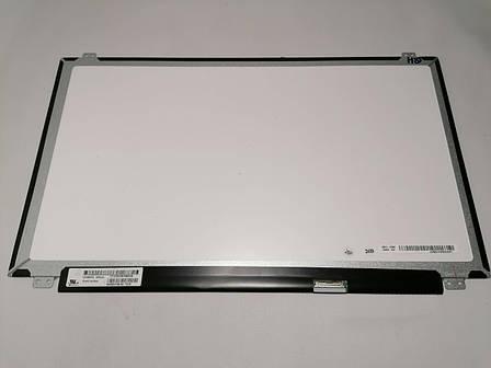 "Б/У  Матрица экран дисплей  LG 15.6"" LP156WF4 (SP) (L2)  slim 30 pin FHD IPS ДЕФЕКТ, фото 2"