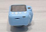 Детская камера, Детский цифровой фотоаппарат, Kids Camera с дисплеем  2.0 3Mpx, 1080P HD F3 Blue SKL25-223377, фото 4
