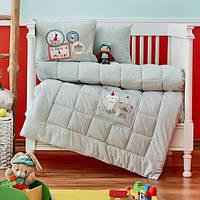 Детский набор в кроватку для младенцев Karaca Home Pancake (4 предмета)