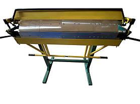 Сегментный листогибочный станок СЛ 1400 PsTech | Листогиб ручной сегментный, фото 3