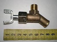 Кран сливной блока двигателя (Россия). 5320-1305010