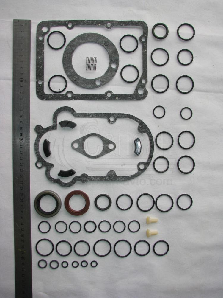 Ремкомплект ТНВД РТИ Евро (рти, паронит. 16 поз.). 332/337-1111000-01