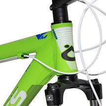 "Велосипед 29"" CROSS GRX 8M 24 spd рама 20"" 2015 зеленый, фото 3"