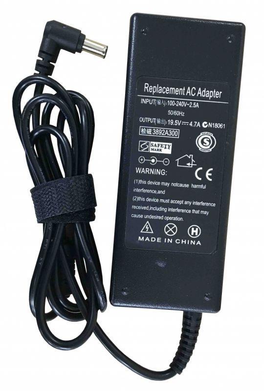 Блок питания для ноутбука Sony 90W 19.5V 4.7A 6.5x4.4mm VGP-AC19V13 Replaceable