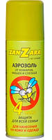 Zanzara  Аэрозоль от комаров до 4-х часов 100 мл