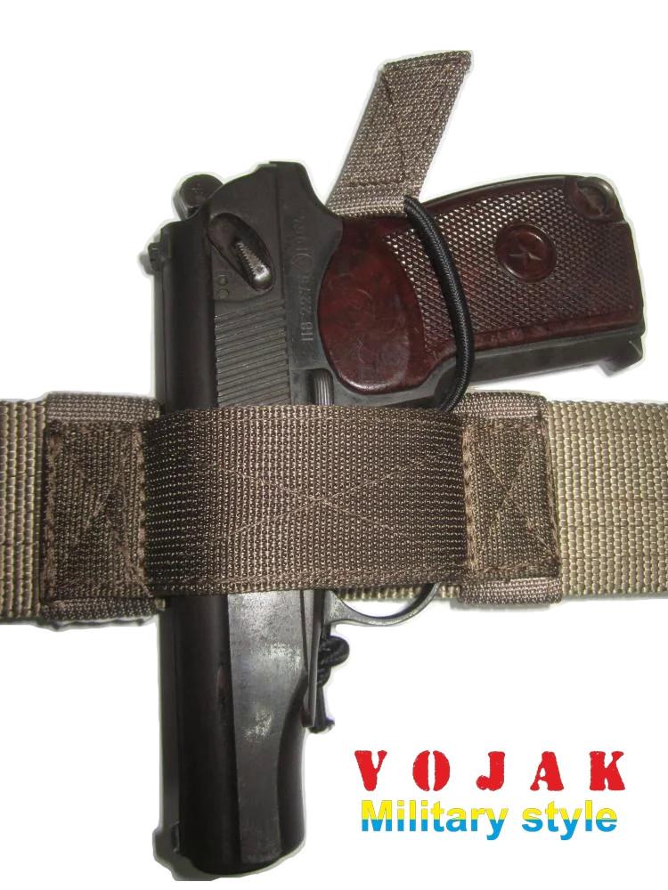 Кобура пистолетная ленточная PL (Coyote)