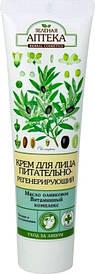 Зелена Аптека крем для обличчя Поживно-регенеруючий 100 мл