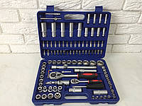Набор ключей, головок, инструментов Lex 108шт