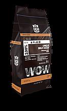 Какао натуральний 100% унікальний брют Wow 22-24% 1 кг