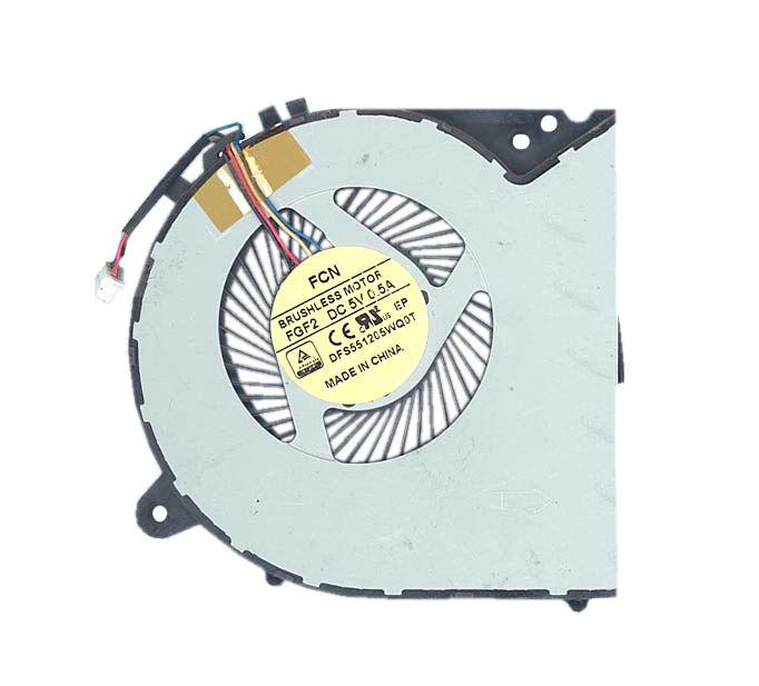 Вентилятор для ноутбука Lenovo IdeaPad Y700 5V 0.5A 4-pin FCN