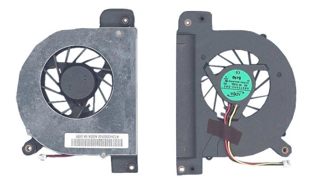 Вентилятор для ноутбука Toshiba Equium A110 5V 0.32 A 3-pin ADDA