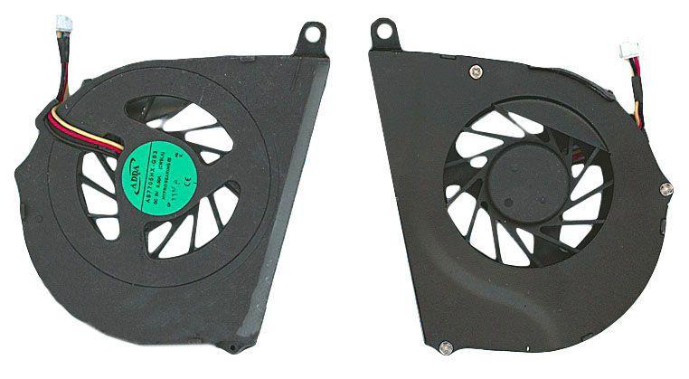 Вентилятор для ноутбука Toshiba Satellite L650, L655, L750, L755, VER-1 5V 0.5A 3-pin ADDA