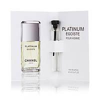 Chanel Egoiste Platinum - Sample 5ml