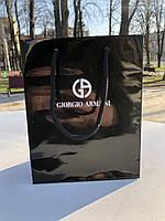 Подарунковий пакет Giorgio Armani (19x15x8 cm)