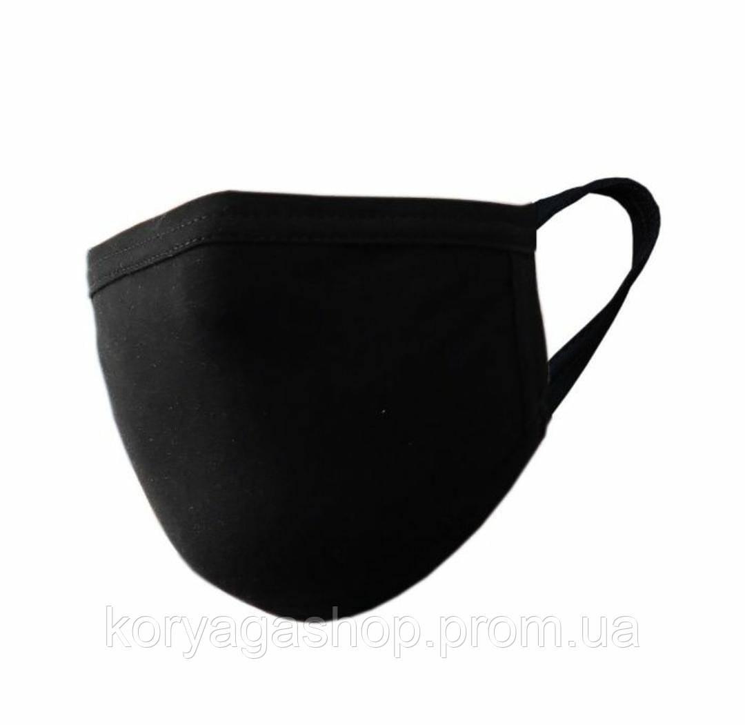Многоразовая хлопковая защитная маска MSK-LD1