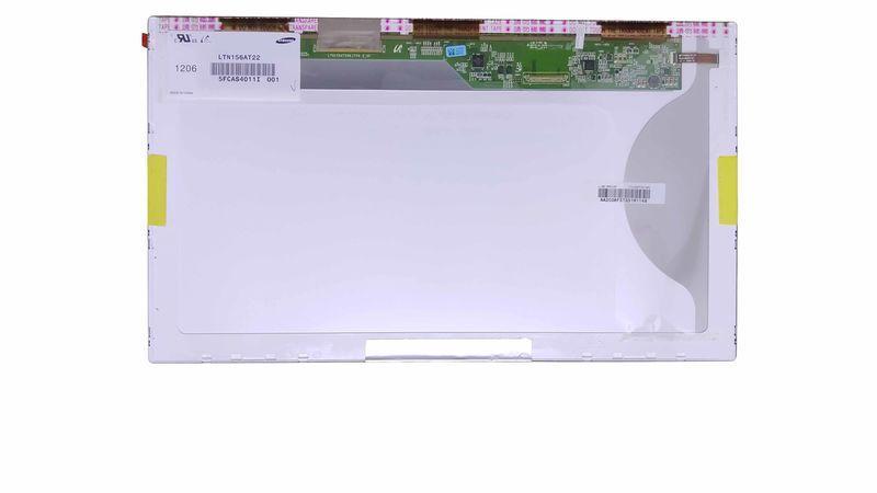 """Матриця для ноутбука 15,6"""", Normal (стандарт), 40 pin (знизу зліва), 1366x768, Світлодіодна (LED), без"""