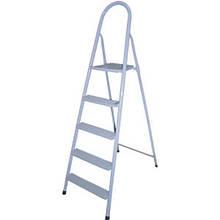 Лестница стремянка 5ст. метал.окрашена /итальянка