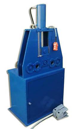 Cтанок профилегибочный гидравлический | промышленный трубогиб профилегиб электрогидравлический PRG76 PsTech, фото 2