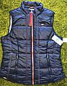 Теплая  синяя стеганная  жилетка   жилет  Томми  Хилфигер   Tommy Hilfiger Sport  (Размер L) Оригинал США, фото 5