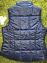 Теплая  синяя стеганная  жилетка   жилет  Томми  Хилфигер   Tommy Hilfiger Sport  (Размер L) Оригинал США, фото 6