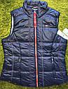 Теплая  синяя стеганная  жилетка   жилет  Томми  Хилфигер   Tommy Hilfiger Sport  (Размер L) Оригинал США, фото 7