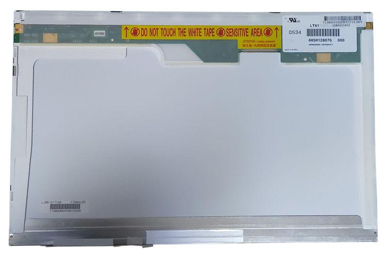 "Матрица для ноутбука 17,0"", Normal (стандарт), 30 pin (снизу справа), 1440x900, Ламповая (1 CCFL), без"