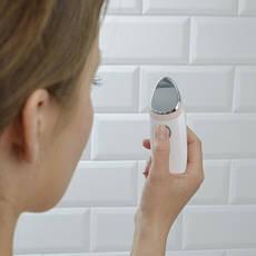 Косметический аппарат для лечения кожи лица Ilumi Facial Hot and Cold, фото 3