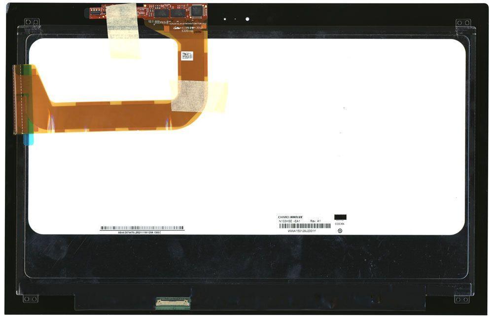 Матрица с тачскрином (модуль) для ноутбука Asus U38N черный
