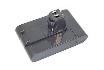 Аккумулятор для пылесоса Dyson DC31 Type A 3000mAh 22.2V черный