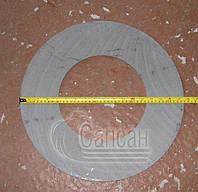 Накладка диска сцепления (Трибо)  445х240х5,5. 1ТР-107