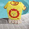 """Детский костюм для девочек Bestway """"Солнышко"""", S (3-6) 18-30 кг, фото 4"""