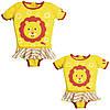 """Детский костюм для девочек Bestway """"Солнышко"""", S (3-6) 18-30 кг, фото 5"""