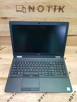 Ноутбук Dell Latitude E5570 I7-6820hq /16gb/256ssd/ HD