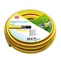 Поливочный шланг 1/2 50м AquaPulse трехслойный (Италия)