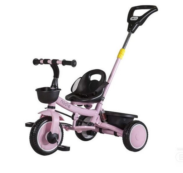 Детский велосипед трёхколёсный Nadle