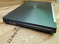 "HP EliteBook 8760w 17"" i7-2720qm/8GB/128SSD/500hdd/3000m FullHD, фото 3"