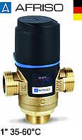 """Клапан 1"""" Afriso ATM563 35-60°C защита от ожогов для ГВС, термостатический смесительный термосмесительный"""