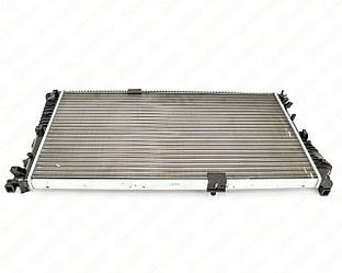 Радиатор охлаждения двигателя на Renault Trafic II 2006->2014 2.0dCi+2.5dCi - Polcar - 602708A2