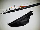 Комплект Спиннинг+Катушка с поплавочной оснасткой  2,4м, фото 2
